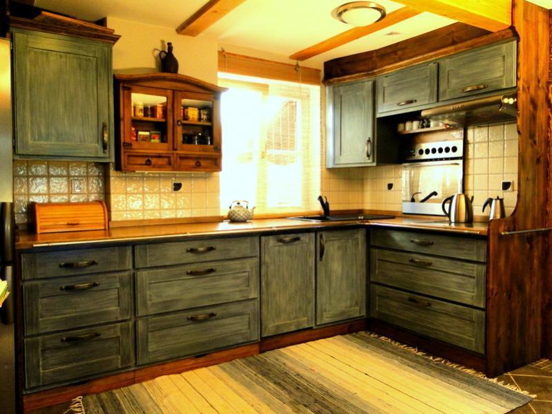 Galerie zdjęć  Kuchnia w stylu retro  Zdjęcia z budowy