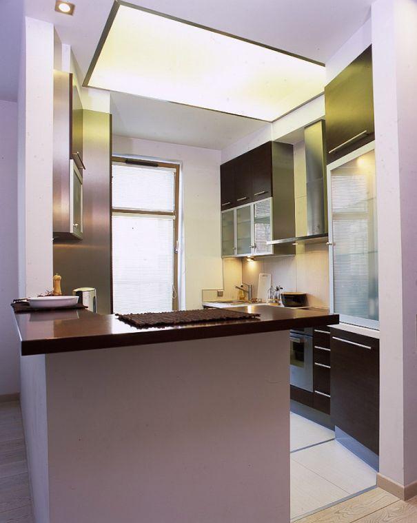 Galeria artykułu Radzimy, jak urządzić kuchnię połączoną  , zdjęcie nr 5  M   -> Kuchnia Z Salonem W Bloku Zdjecia