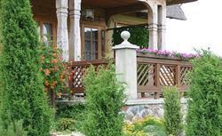 Balustrady tarasowe: drewniane i metalowe. Galeria zdjęć