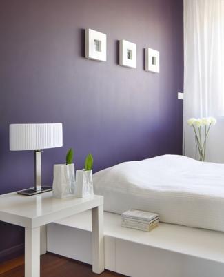 Malowanie ścian. Kolor we wnętrzu