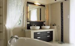 Jak urządzić łazienkę małżeńską: wanna, kabina prysznicowa, podwójna umywalka