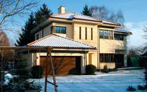 Odśnieżanie dachów. Kable grzejne na dachach, w rynnach i rurach spustowych