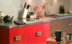 Kolorowe fronty kuchenne. 12 pomysłów, jak za pomocą frontów odmienić szafki w kuchni