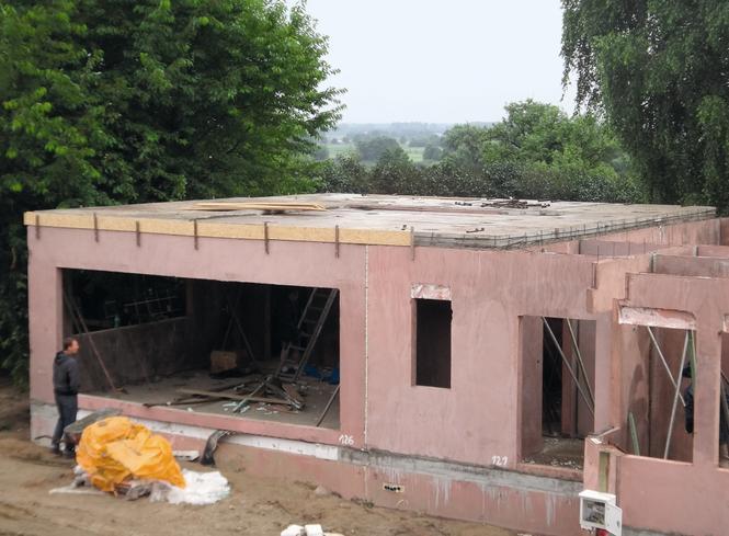 Stropy w domach z prefabtykatów betonowych