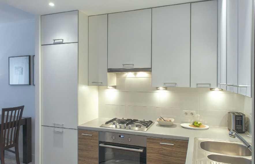 Galeria zdjęć  Mała kuchnia otwarta na salon Pomysł na   -> Mala Kuchnia W Bloku Z Salonem