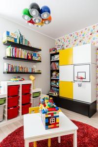 Funkcjonalny wystrój pokoju dziecka