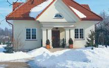 Ogrzewanie otoczenia domu: jak bez wysiłku odśnieżyć podjazd i chodniki?