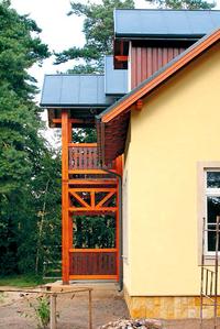 Budowa balkonu