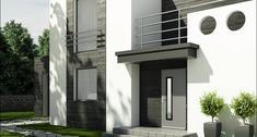 Jakimi parametrami charakteryzują się energooszczędne drzwi wejściowe?