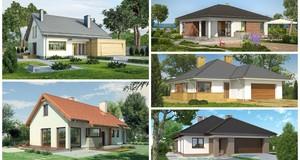 5 najlepszych domów dla pary 50+. Wybieramy projekt domu