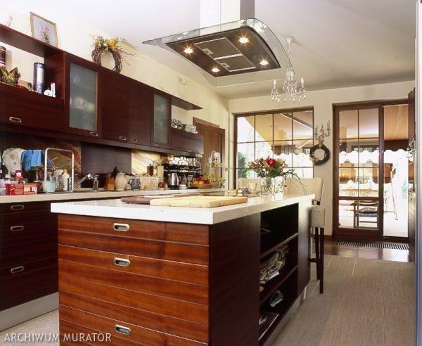Galeria artykułu Kuchnia otwarta na salon Plusy i   -> Otwarta Kuchnia Plusy I Minusy