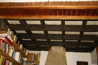 Stropy drewniane
