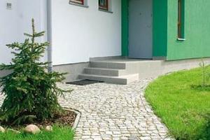 Czym obłożyć schody betonowe na zewnątrz
