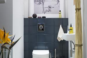 Mała łazienka - jak urządzić łazienkę z myślą o gościach - Łazienka - Muratordom.pl